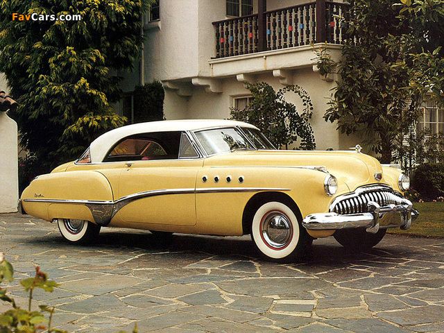 Buick Roadmaster Riviera (76R-4737) 1949 images (640 x 480)