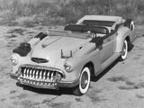 Buick El Kineño King Ranch 1949 wallpapers