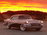 Buick Roadmaster Riviera 1955 pictures