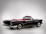 Buick Roadmaster Convertible (76C) 1957 images