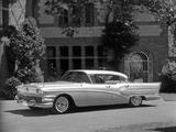 Buick Roadmaster 75 4-door Riviera Hardtop (75-4739X) 1958 images