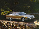 Buick Roadmaster Estate Wagon 1991–96 images