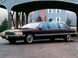 Buick Roadmaster Limousine by Limousine Werks 1991–94 photos
