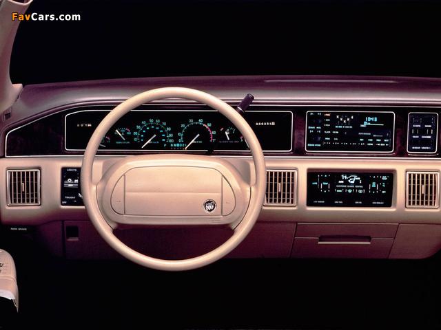 Buick Roadmaster 1991–96 photos (640 x 480)