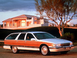 Buick Roadmaster Estate Wagon 1991–96 pictures