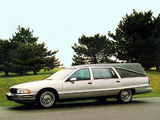 Buick Roadmaster Funeral Coach by Apollo 1992 images