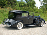 Images of Buick Roadmaster Town Car by Brewster (80) 1936