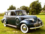 Images of Buick Roadmaster Formal Sedan (81F) 1939