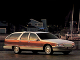 Images of Buick Roadmaster Estate Wagon 1991–96