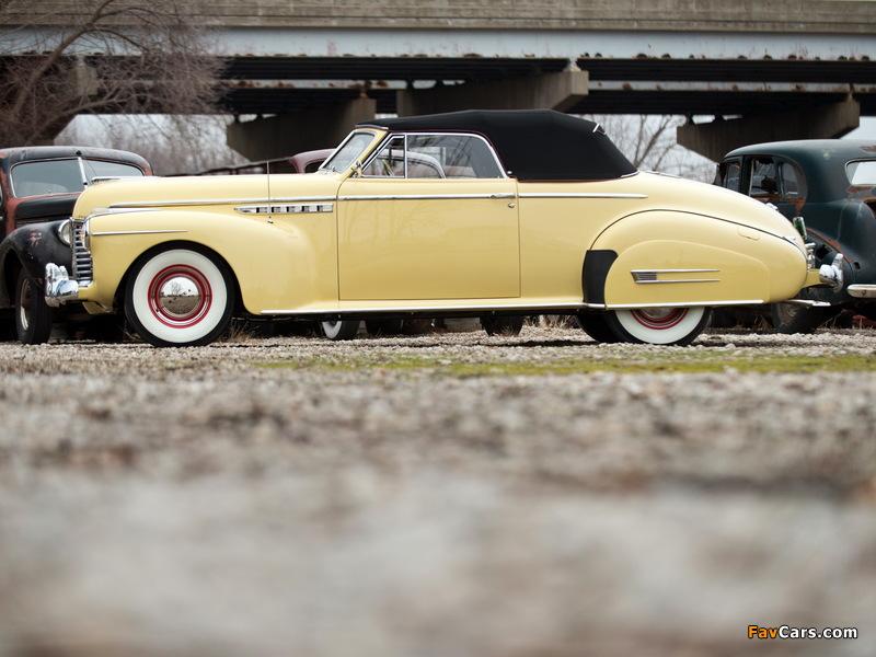 Photos of Buick Roadmaster Convertible 1941 (800 x 600)