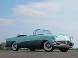Photos of Buick Roadmaster Convertible 1956