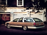 Photos of Buick Roadmaster Estate Wagon 1991–96