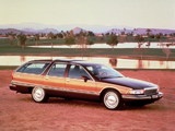 Photos of Buick Roadmaster Estate Wagon 1991–96