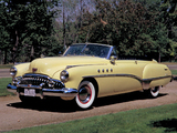 Pictures of Buick Roadmaster Convertible (76C) 1949