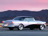 Pictures of Buick Roadmaster Riviera 1955