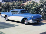 Pictures of Buick Roadmaster Riviera Hardtop Coupe (76A) 1957