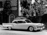 Pictures of Buick Roadmaster 75 4-door Riviera Hardtop (75-4739X) 1958