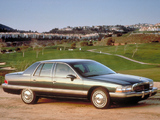Pictures of Buick Roadmaster 1991–96