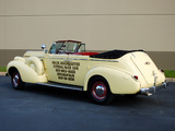 Buick Roadmaster Sport Phaeton Plain Back Indy 500 Pace Car (80C) 1939 wallpapers