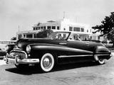 Buick Roadmaster Convertible (76C-4767) 1948 wallpapers