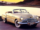 Buick Roadmaster Convertible (76C) 1949 wallpapers