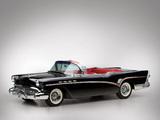 Buick Roadmaster Convertible (76C) 1957 wallpapers