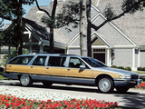 Buick Grand Estate Wagon by Limousine Werks 1992–93 wallpapers