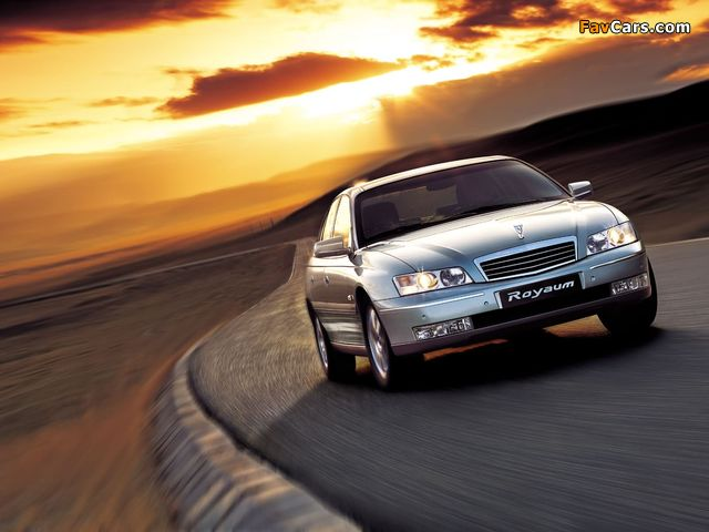 Buick Royaum 2005–06 wallpapers (640 x 480)
