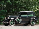 Buick Series 116 2-door Sedan (29-20) 1929 photos