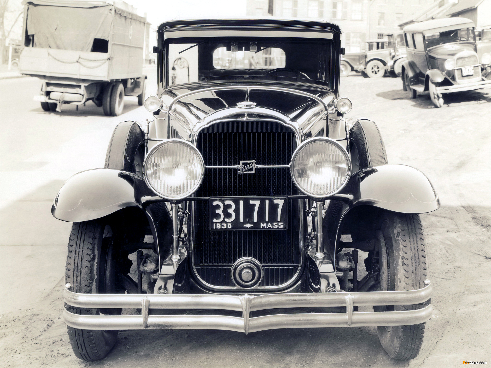 Photos of Buick Series 40 4-door Sedan (30-47) 1930 (2048 x 1536)