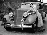 Buick Series 60 Club Sedan (61) 1935 wallpapers
