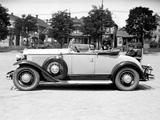 Buick Series 90 Sport Roadster (8-94) 1931 wallpapers