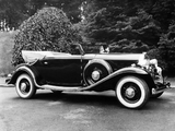 Buick Series 90 Convertible Coupe (32-96C) 1932 wallpapers