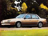 Buick Skyhawk Limited Sedan 1986 wallpapers