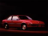 Photos of Buick Skyhawk S/E Coupe 1988