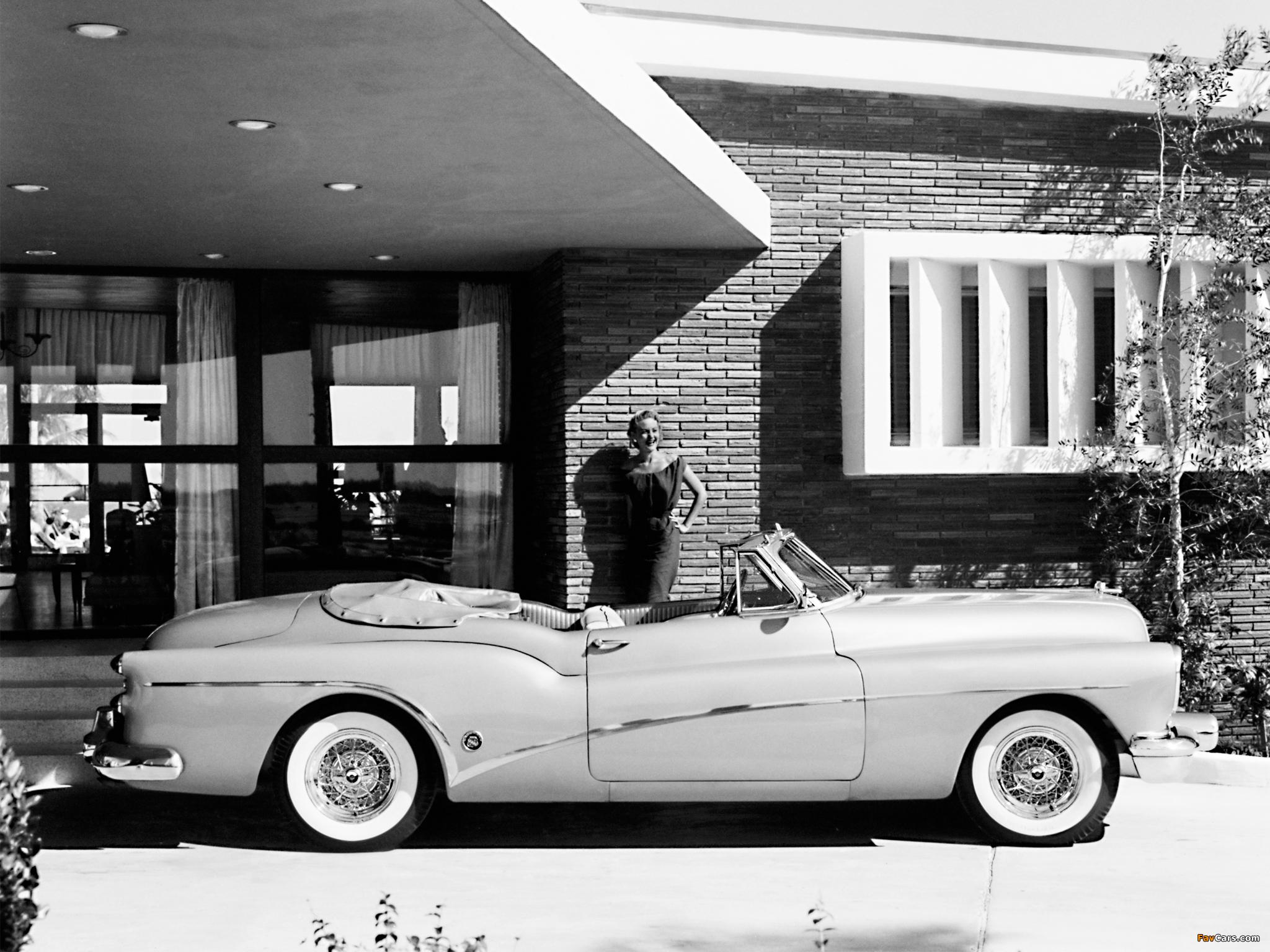 Buick Skylark 1953 images (2048 x 1536)