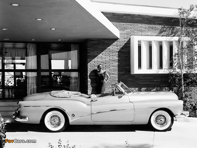 Buick Skylark 1953 images (640 x 480)