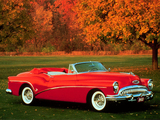 Buick Skylark 1953 photos