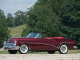 Buick Skylark 1953 pictures