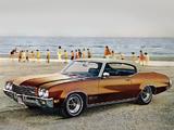 Buick Skylark Custom Sport Coupe 1971 pictures