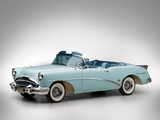 Photos of Buick Skylark 1954