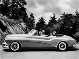 Pictures of Buick Skylark 1952