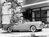 Pictures of Buick Skylark 1953