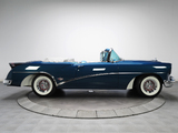Pictures of Buick Skylark 1954