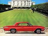 Buick Skylark Sport Coupe (4317) 1961 wallpapers