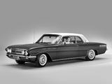 Buick Skylark Hardtop Coupe (4347) 1962 wallpapers