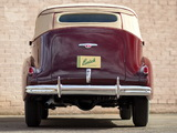 Buick Special Convertible Phaeton (38-40C) 1938 pictures