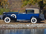 Buick Special Town Car by Brewster 1938 wallpapers