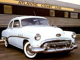 Buick Special Deluxe Club Coupe (48D) 1951 wallpapers