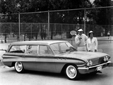 Buick Special Wagon 1961 pictures